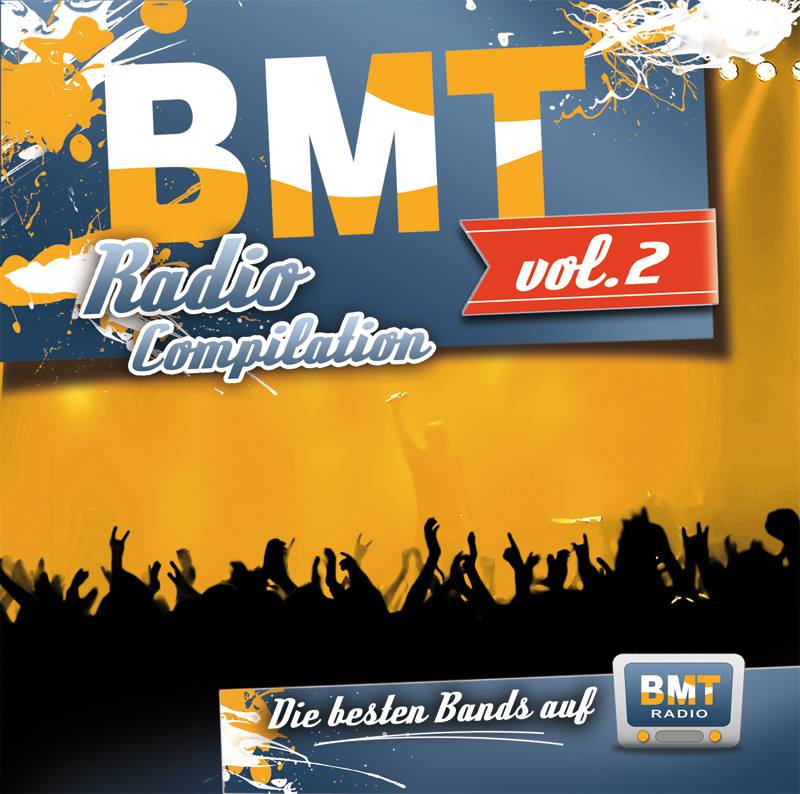 BESTMUSICTALENT RADIO-COMPILATION VOL. 2