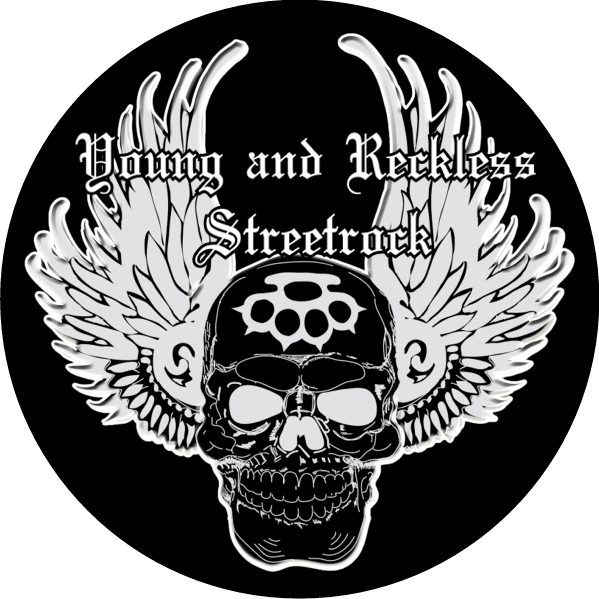 Young and Reckless Streetrock Button