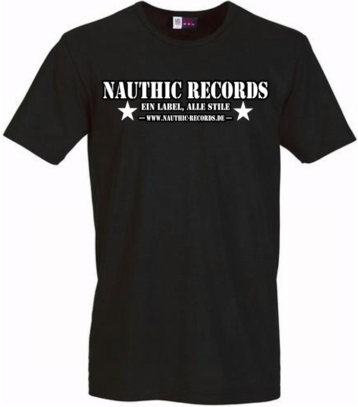Nauthic Records Shirt