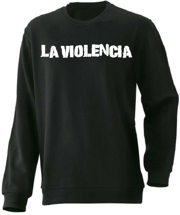La Violencia Sweater Punk Kid Style